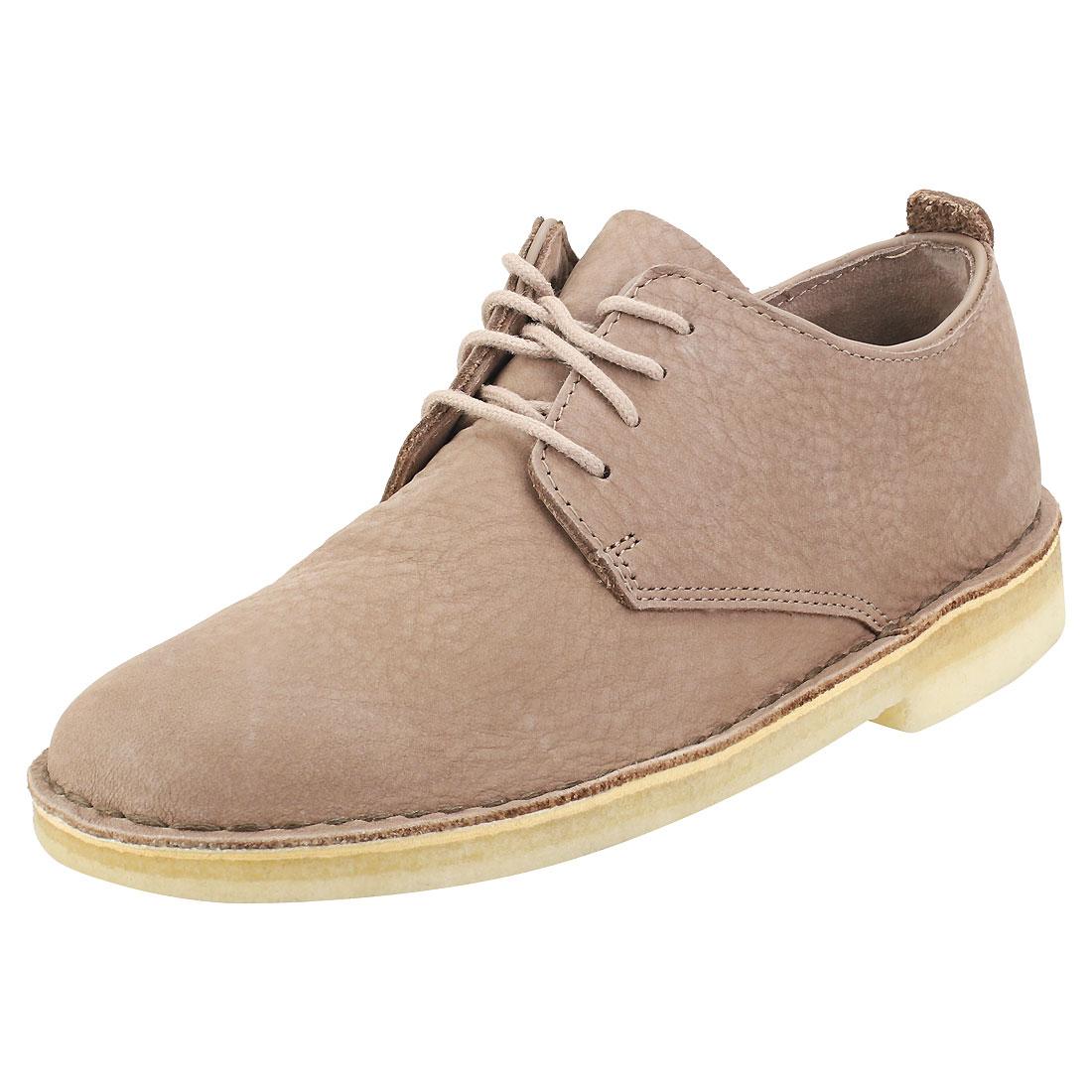 Clarks Desert London Womens Derby Shoe