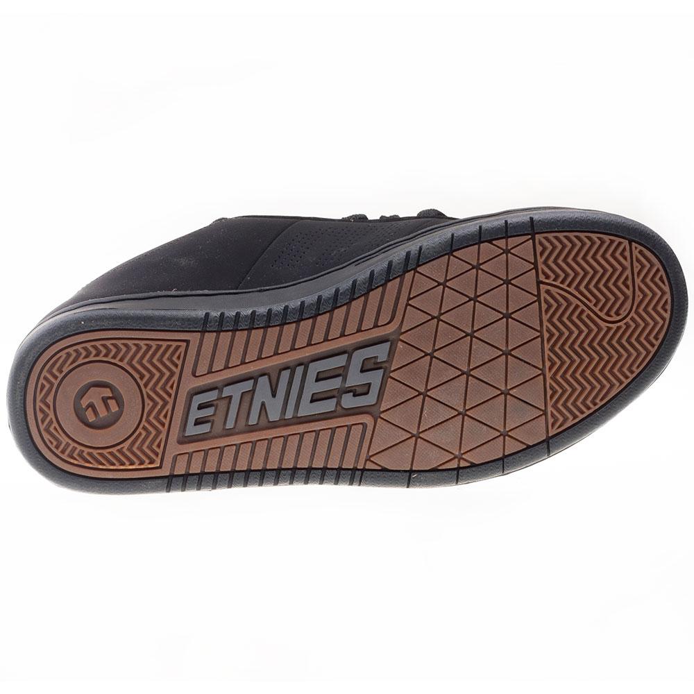 Etnies Kingpin Zapatillas Gamuza para hombre Negro Lamy Gamuza Zapatillas 0270ad