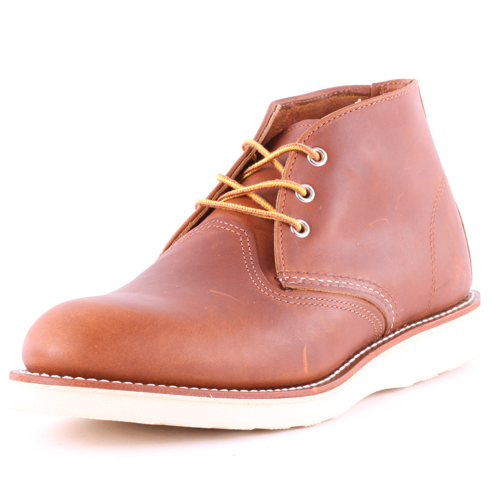 Red Wing 3140 Classic Classic Classic Mens Tan Leather Chukka Boots - 9 UK fa7985