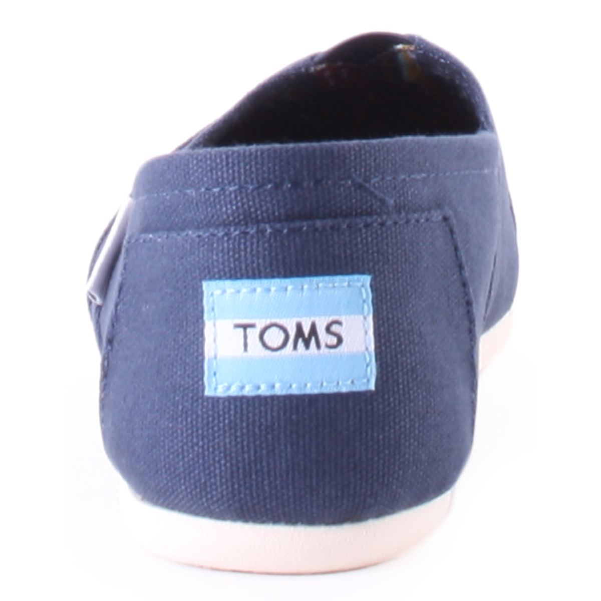 best loved 176b1 d19b4 Classic 10 Toms Navy Slip On Uk Canvas Mens BwPYdw