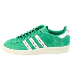 adidas CAMPUS HUMAN MADE Men Fashion Trainers in Green White