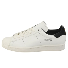 adidas SUPERSTAR PURE Men Classic Trainers in White Black