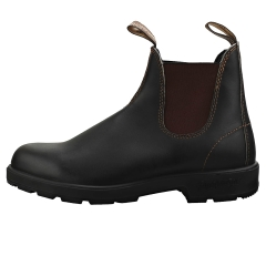 Blundstone 500 Men Chelsea Boots in Stout Brown