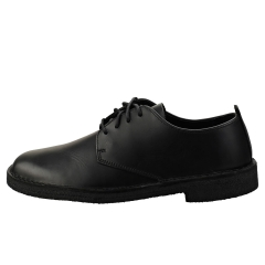 Clarks Originals DESERT LONDON Men Desert Shoes in Black