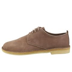 Clarks Originals DESERT LONDON Men Desert Shoes in Mushroom