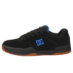DC Shoes CENTRAL Men Skate Trainers in Black Blue