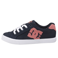 DC Shoes CHELSEA Women Fashion Trainers in Blue Pink