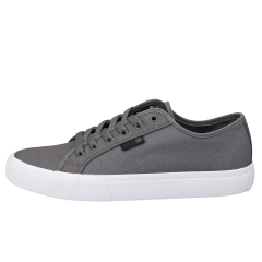 DC Shoes MANUAL Men Casual Trainers in Grey Gum