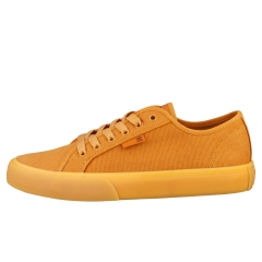 DC Shoes MANUAL TXSE Men Casual Trainers in Brown Wheat