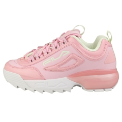 Fila DISRUPTOR 2A EASTER Women Fashion Trainers in Pink White