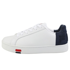 Fila RYZER Men Casual Trainers in White Navy Red
