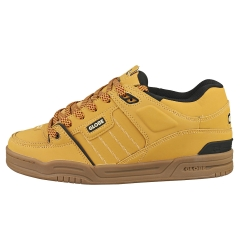 Globe FUSION Men Skate Trainers in Golden Brown