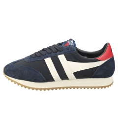 Gola BOSTON 78 Men Casual Trainers in Navy White Red