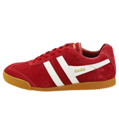 Gola HARRIER Men Classic Trainers in Red White
