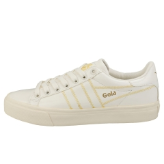 Gola ORCHID II PATENT Women Fashion Trainers in Off White