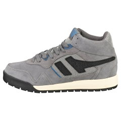 Gola SUMMIT HIGH Men Casual Boots in Shadow Black