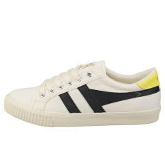 Gola TENNIS MARK COX Women Casual Trainers in Off White Navy