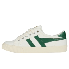 Gola TENNIS MARK COX Women Casual Trainers in Off White Green