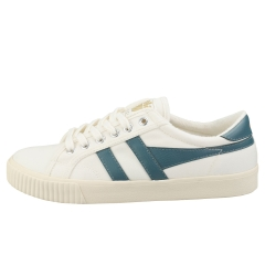 Gola TENNIS MARK COX Women Casual Trainers in Off White Teal