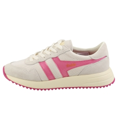 Gola VANCOUVER MESH Women Fashion Trainers in White Pink