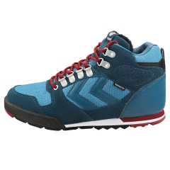 hummel NORDIC ROOTS FOREST Men Casual Boots in Blue