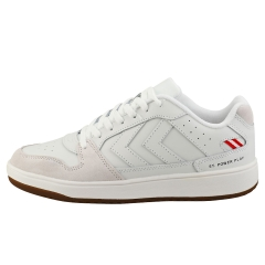 hummel ST POWER PLAY Men Fashion Trainers in Marshmallow