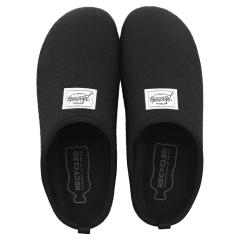 Mercredy SLIPER BLACK Men Slippers Shoes in Black