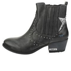 Mustang CASUAL STYLISH Women Ankle Boots in Graphite