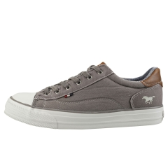 Mustang CAUSAL LACE LOW Women Casual Trainers in Grey