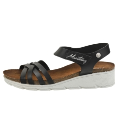 Mustang SINGLE STRAP Women Casual Sandals in Black