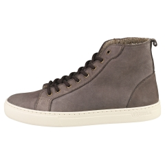 Natural World RIO NAPA Men Casual Boots in Anthracite