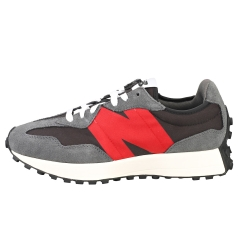 New Balance 327 Men Fashion Trainers in Grey Red