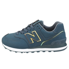 New Balance 574 -STANDARD WIDTH- Women Casual Trainers in Navy
