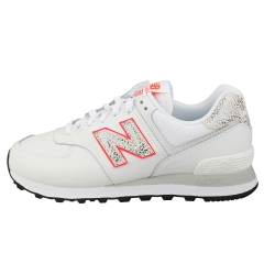 New Balance 574 Women Casual Trainers in White