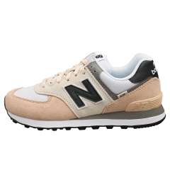 New Balance 574 Women Fashion Trainers in Rose
