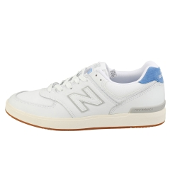 New Balance ALL COASTS AM574 Men Casual Trainers in White Blue