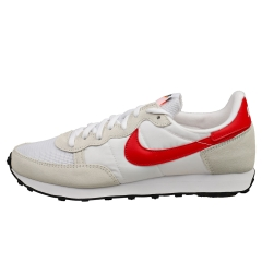 Nike CHALLENGER OG Men Fashion Trainers in White Red