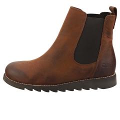 Oak & Hyde COAST LINE Women Chelsea Boots in Brown