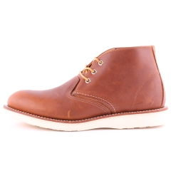 Red Wing 3140 CLASSIC Men Chukka Boots in Tan
