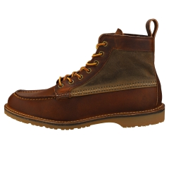 Red Wing 6-INCH MOC Men Chukka Boots in Copper