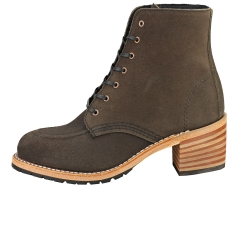 Red Wing CLARA Women Ankle Boots in Pewter