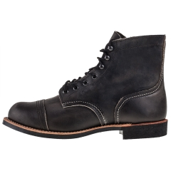 Red Wing IRON RANGER Men Casual Boots in Charcoal