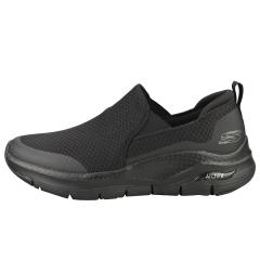 Skechers ARCH FIT BANLIN Men Walking Shoes in Black Black