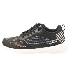 Skechers BOBS SQUAD VINTAGE Women Fashion Trainers in Black