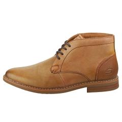 Skechers BREGMAN CALSEN Men Casual Boots in Cognac