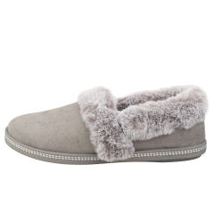 Skechers COZY CAMPFIRE TEAM TOASTY Women Slip On Shoes in Charcoal