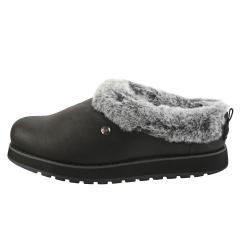 Skechers KEEPSAKES Women Slip On Shoes in Black