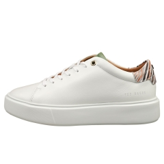 Ted Baker PIXEP Women Platform Trainers in White