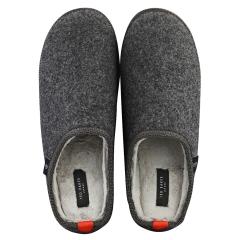 Ted Baker SIMONN Men Slippers Shoes in Dark Grey