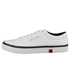 Tommy Hilfiger CORPORATE MODERN VULC Men Casual Trainers in White